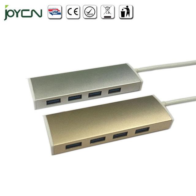 Super velocidade USB 3.0 HUB divisor HUB USB 3.0 para PC portátil de bolso etc construir USB 3.0 fácil de transportar