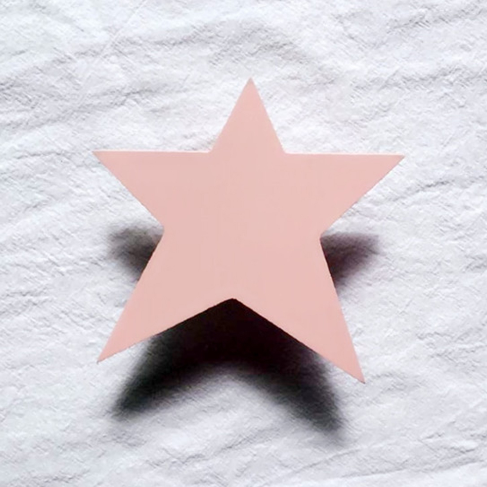 Kids Room Hat Wooden Star Bedroom Rack Decoration Sticky Children Coat Towel Wall Hook DIY Home Organizer Clothing Hanger