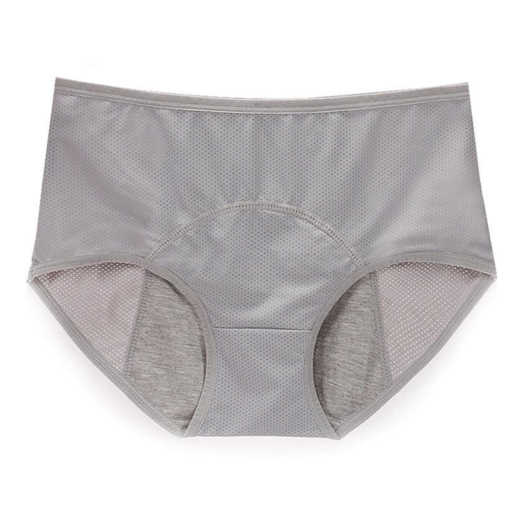 43551da86240 1 piezas período Menstrual de las mujeres Sexy bragas de malla transpirable  a prueba de fugas fisiológica de las señoras de la ropa interior ...