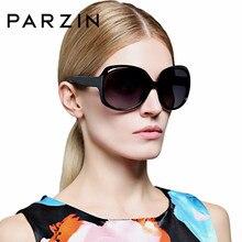PARZIN ÓCULOS Fashion Grandes óculos de Armação das Mulheres Óculos De Sol  2018 Marca Tão Real Óculos de Verão Óculos de Sol Ócu. 9e5d9da8fc