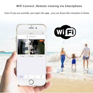 Image 2 - Mini cámara Micro, Wifi, IP, visión nocturna, cámara de vídeo HD 720P, cámara deportiva con detección de movimiento al aire libre, Android P2P