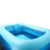 Criança do bebê Dos Desenhos Animados Padrão Mundo Subaquático Impresso Gaseificado Inflável Praça Piscina de Recém-nascidos de Alta Qualidade