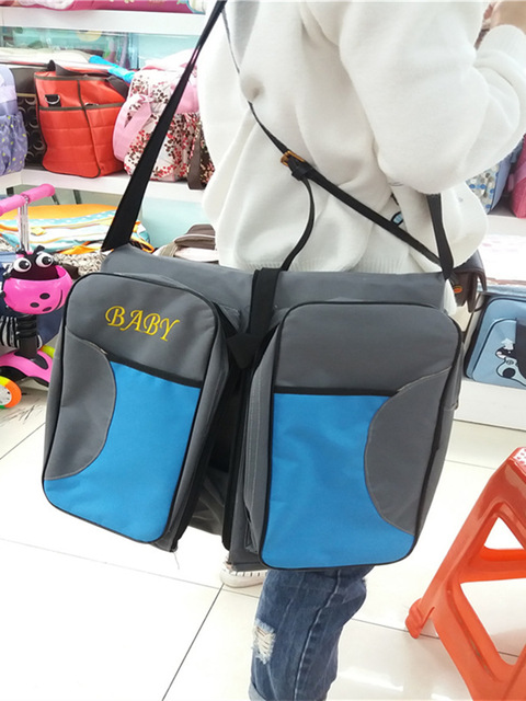 3 in 1 Baby Travel Bag 3