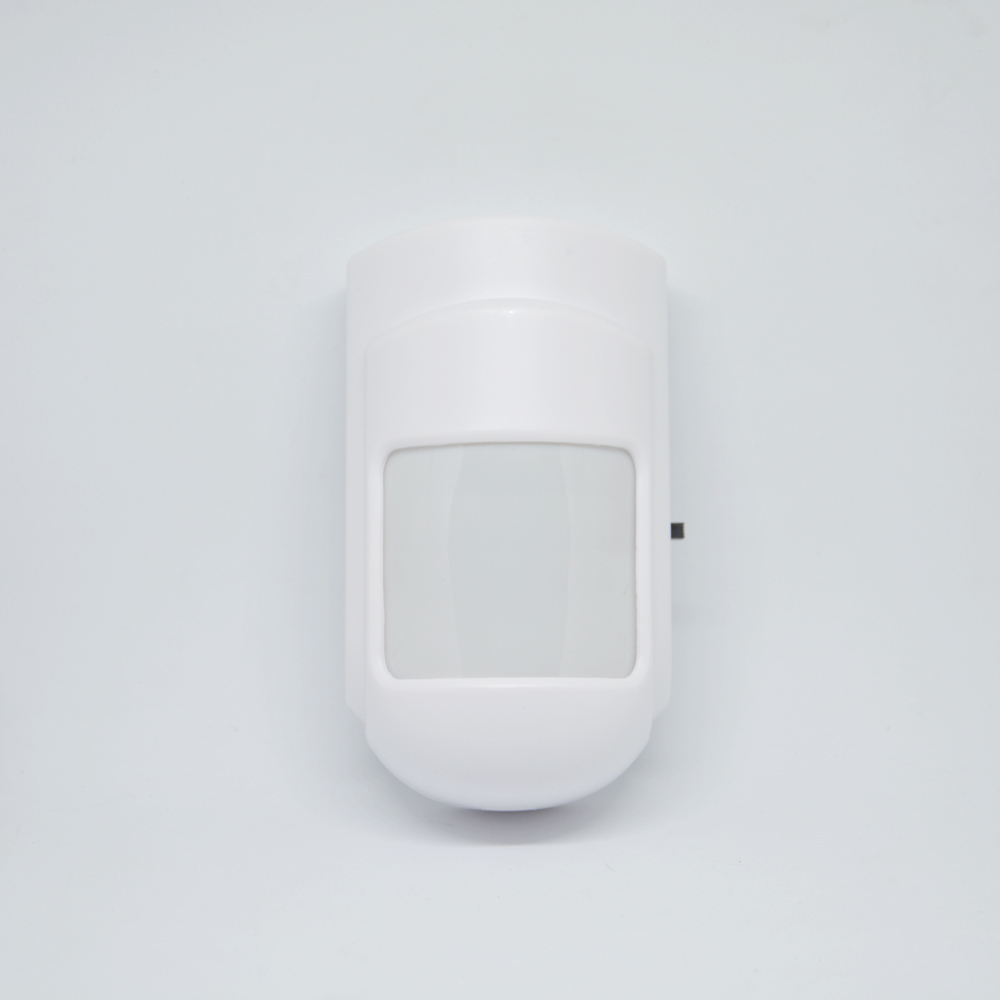 New product security home infrared alarm detector wireless 1527 433mhz for gsm alarm system anti burglar intruder sensor free shipping 2016 wireless gsm alarm system 433mhz 4pcs white infrared detector alarm for home burglar security alarm system