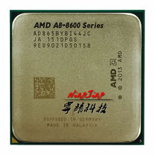 AMD A8-Series A8-8650 A8 8650 3.2 GHz Quad-Core procesor CPU AD8650YBI44JC gniazdo FM2 +