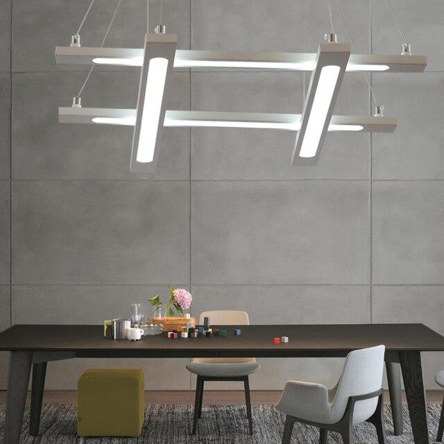 Luce moderna del pendente acrilico creativo soggiorno luci camera da ...