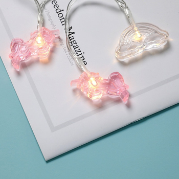 Battery Lights for Unicorn Fairy Lights Party Decoration