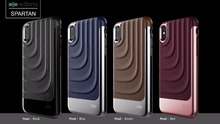 X-doria Spartan Series Case for Apple iPhone X