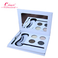 High Quality 4 Color Eye Brow Powder,Professional Eyebrow Makeup Kit With Mirror,Brow Pomade,Tweezer,Stencils And Brow Brush