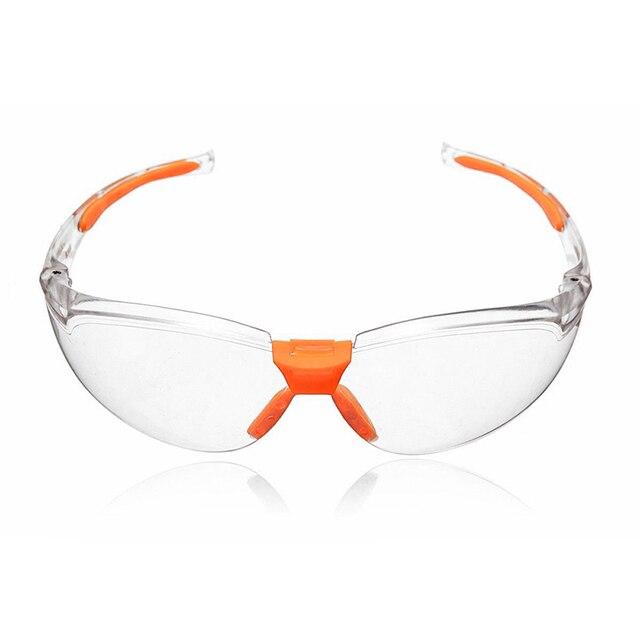 8fd92b3954 Gafas de seguridad protectoras Anti niebla transparentes para trabajo al  aire libre de laboratorio