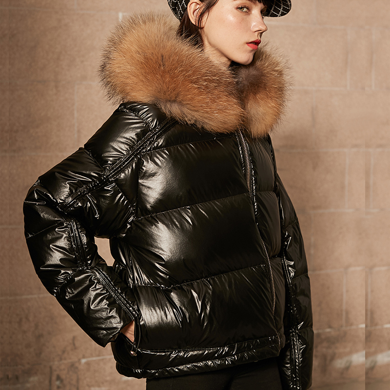 Parka Thick Down Loose 5