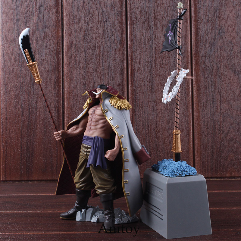 DXF One Piece Figure The Grandline Men Special Whitebeard Edward Newgate & Gravestone PVC Action Figure Collectible Model Toy 3