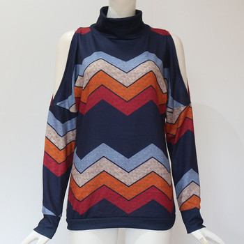 Casual Turtleneck Knitted Top Pullover 6