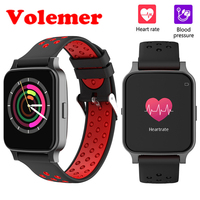 Volemer TZ7 1.54 inch Smart Band Bluetooth Call Smart Waches Heart Rate Blood Pressure Monitor Smart Wristbands For Android IOS