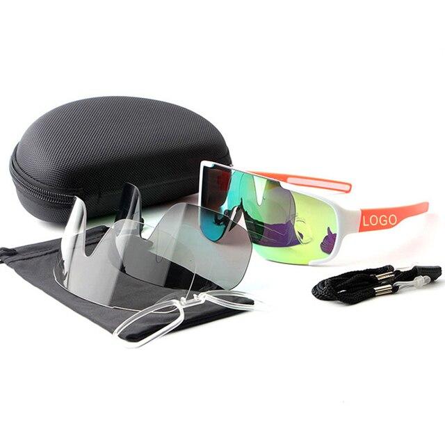 ASPIRE Óculos de Ciclismo lente 3 POC Bicicleta Ao Ar Livre Bicicleta Óculos Esporte Ciclismo Óculos De Sol Da Marca Projeto Homens Mulheres Ciclismo Eyewear 3