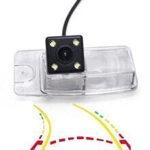 Интеллектуальная динамическая траектория треков, Автомобильная камера заднего вида для Nissan Altima L31 ichiko Rogue X-Trail T32 Murano Z51 Z51R Quest