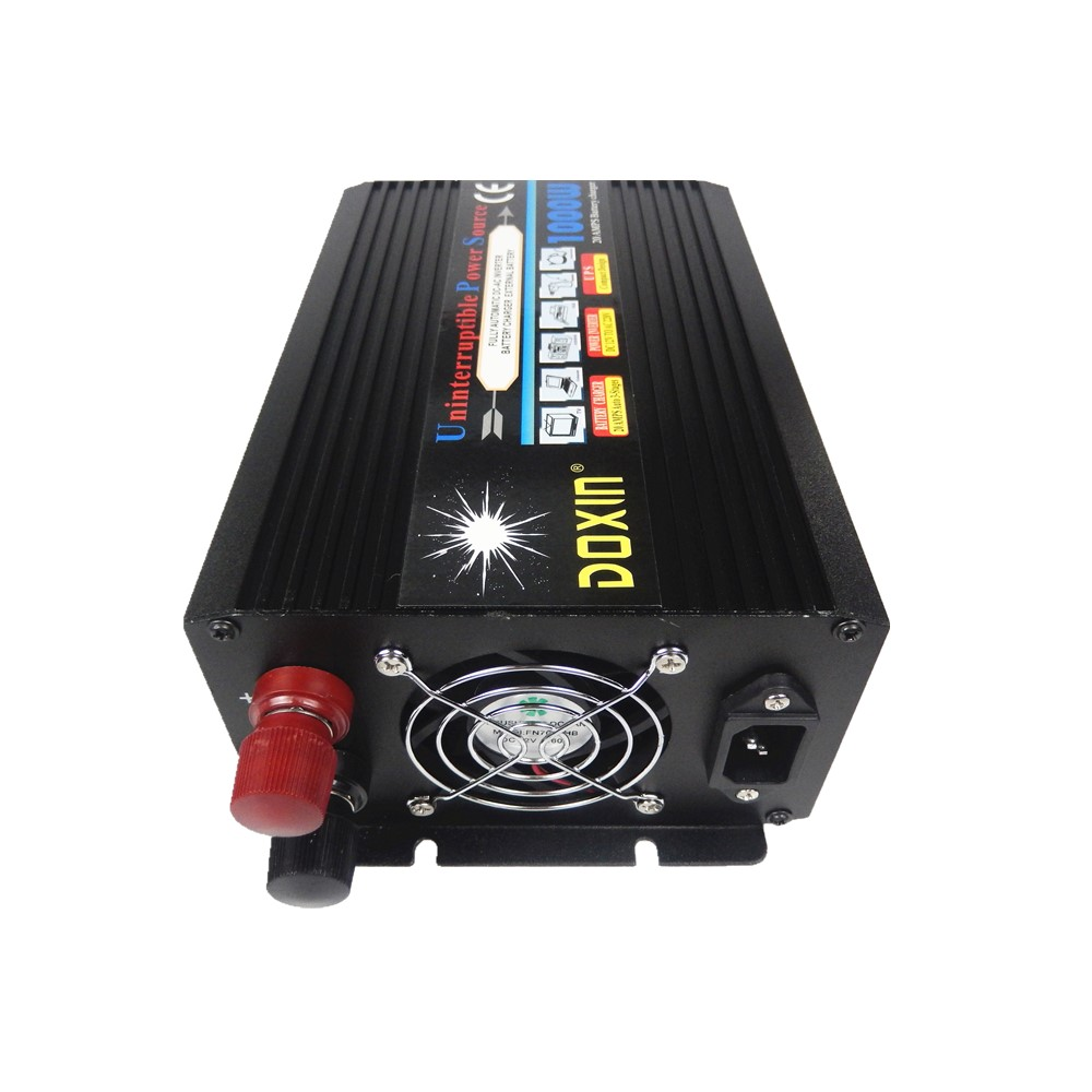1000W Surge power 2000W modified wave power inverter dc24v to ac220v with UPS function 3000w dc24v to ac220v modified wave power inverter charger