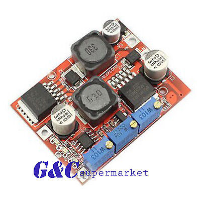 DC-DC Step Up Down Boost buck Voltage Converter LM2577S LM2596S Power