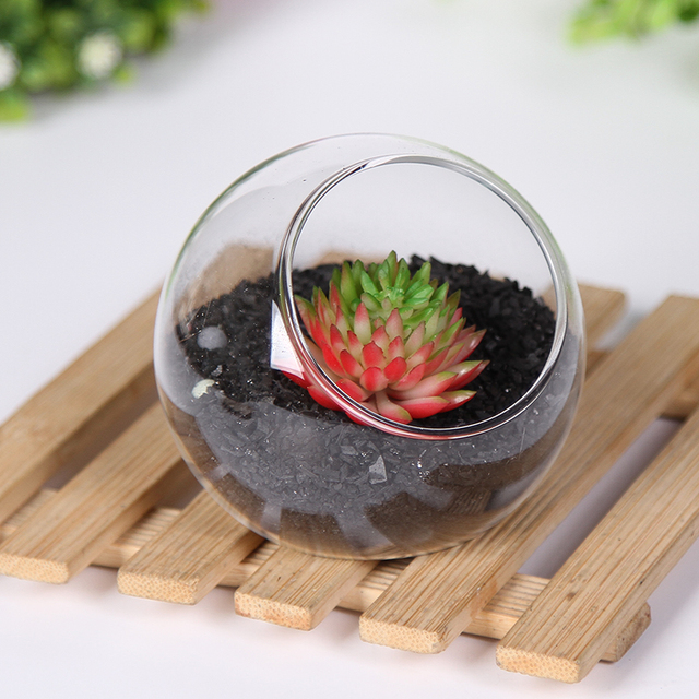 artificial mini succulent plants realistic large fake cactus stems