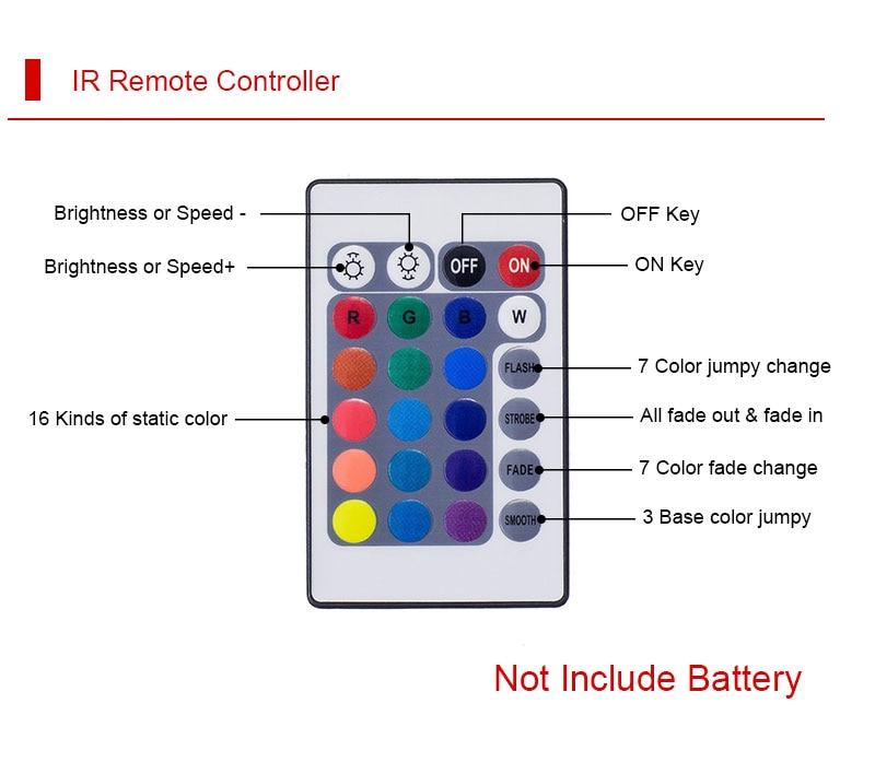 USB 5V LED Strip Backlight lamp Tape Ribbon RGB 60LEDs/M Bias lighting  Desktop Flat Screen LCD TV HDTV Monitor PC 1M 2M 3M 4M 5M