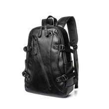 Double Shoulder Bag 2019 Leisure Mens Backpack Fashion Cortex University Students Bookbag Computer