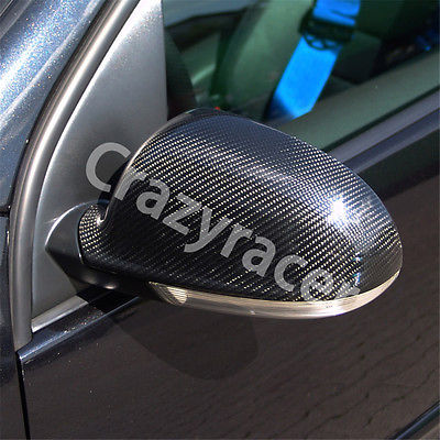 Golf 5 Carbon Fiber Side Wing Mirror Cover Caps For Volkswagen VW Golf MK5 2005-2007 carbon fiber side wing mirror cover caps for volkswagen vw golf mk5 2005 2007