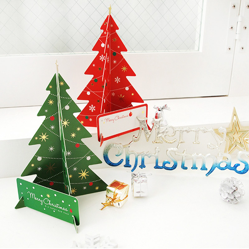Diy 3d christmas cards handmade christmas card making postcard diy 3d christmas cards handmade christmas card making postcard greeting thank you cards origami 3d post card christmas tree 2016 in cards invitations from m4hsunfo
