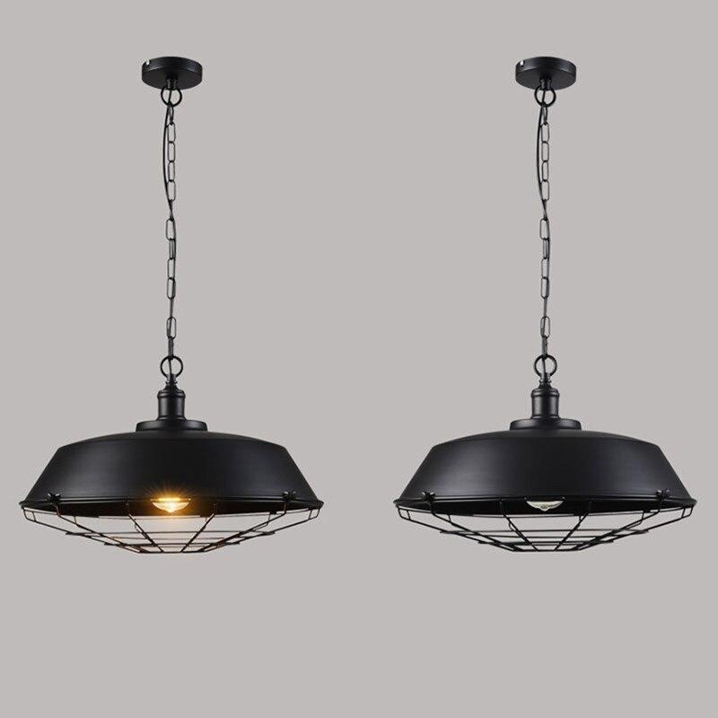 ФОТО Industrial retro designer LOFT art chandelier restaurant bar clothing store exhibition hall American chandelier