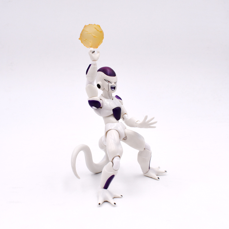 Anime Dragon Ball Z SHF Frieza Freeza The Final Form PVC Action Figure Collectible Model Kids Toys Doll FREE SHIPPING