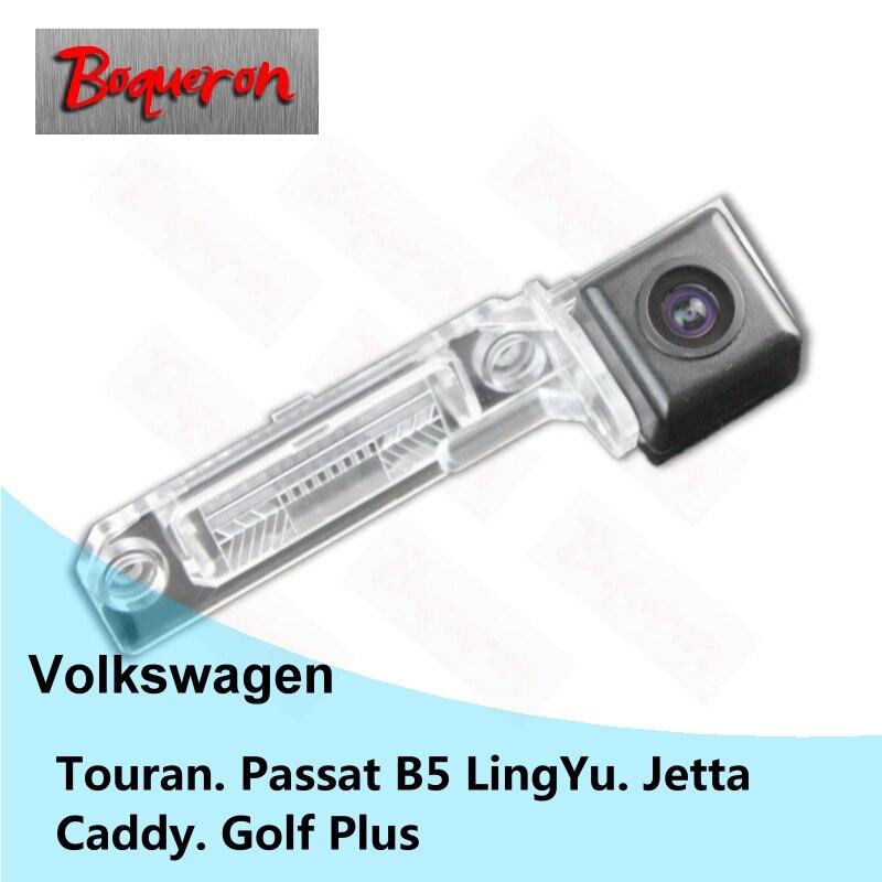for Volkswagen Touran Passat B5 LingYu Jetta Caddy Golf Plus SONY HD CCD Car Camera Reversing Reverse rear view camera