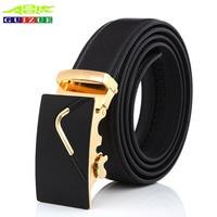 Famous Brand Belt Men Good Quality Cowskin Genuine Luxury Leather Men S Belts For Men 2017
