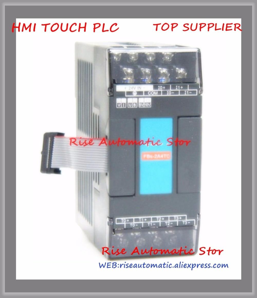 Brand New Original FBs-2A4TC PLC 24VDC 2 AI 4 thermocouple input module ModuleBrand New Original FBs-2A4TC PLC 24VDC 2 AI 4 thermocouple input module Module