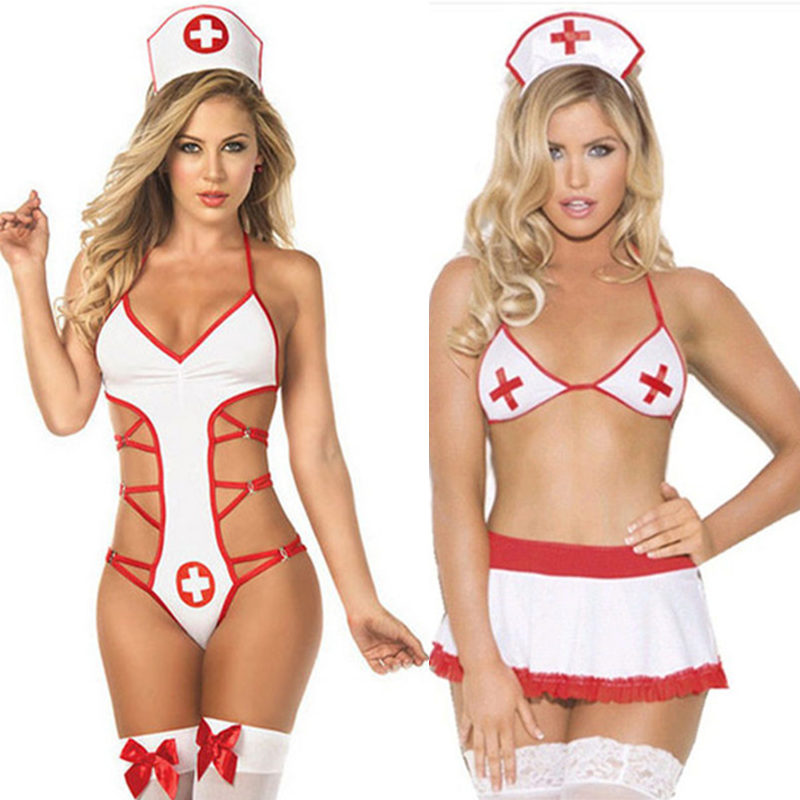 Cosplay Nurse Erotic Lingerie Sex Underwear Women Role Play Doctor Baby Doll Sexy Lingerie Erotic Costumes Uniform Sex Products