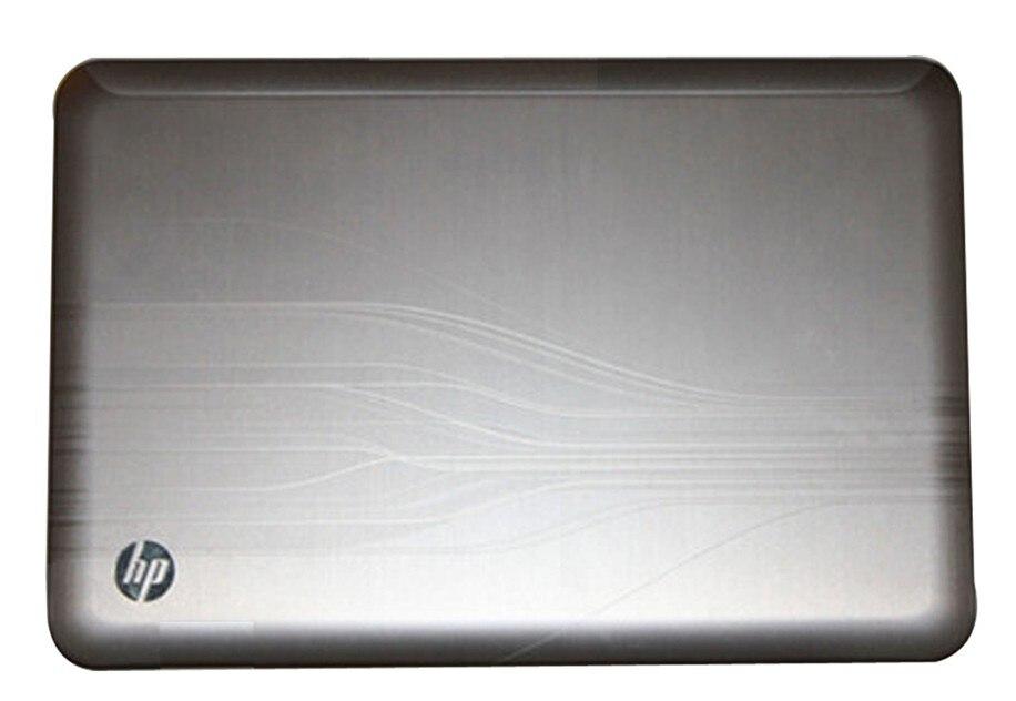 New Original Back cover for HP Pavilion DM4-1000 DM4-2000 LCD Screen Back Rear Case Cover Silver 608208-001 6070B044130