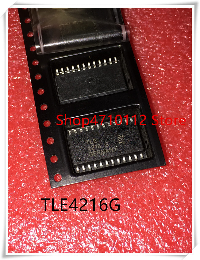 NEW 5PCS LOT TLE4216G TLE4216 TLE 4216 G SOP 24 IC