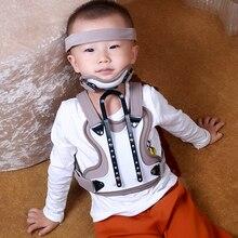 Criança/adulto pescoço suporte cabeça e pescoço peito ortopédico torticollis brace suporte da vértebra cervical