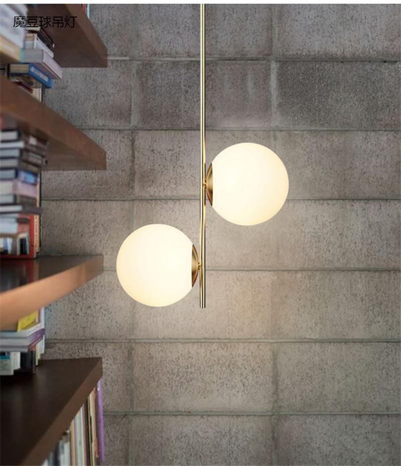 pendurado lâmpadas nordic sala estar quarto pingente