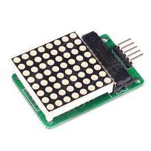 1PCS MAX7219 Dot Led Matrix Module MCU LED Display Control Module Kit For Arduino