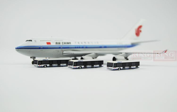 PandaModel: all kinds of car ferry bus 1:400 Air China Eastern Airlines Xiamen Airlines ground jetliners plane model hobby 1 38 china gold dragon bus models xml6122 diecast bus model blue