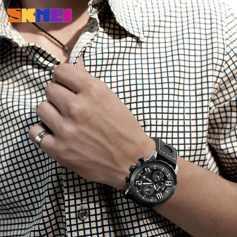 SKMEI Sports Mens Relojes de Primeras Marcas Reloj de Lujo Hombres - Relojes para hombres - foto 4