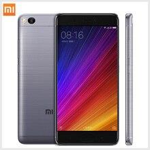 Оригинал Xiaomi Mi Mi5s 5S 3 ГБ RAM 64 ГБ ROM Мобильный Телефон Snapdragon 821 Cpu: Quadcore 5.15 «1920×1080 Смартфон Смысле ID Отпечатков Пальцев