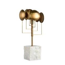 Metalowe gałęzie lampa stołowa z marmurową podstawą/59 cm wysokość|table lamp|branch table lamplamp table lamp -