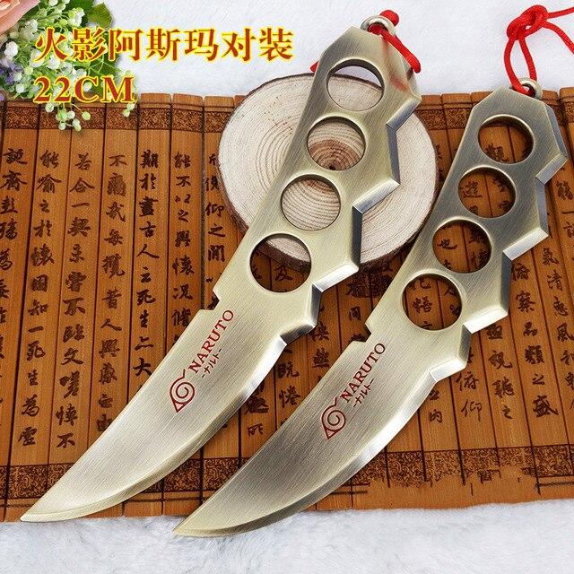 Asumas Hokage Kunai Knife Cosplay Weapon Toy