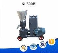 22KW KL300B 3Phase Animal Feed Wood Pellet Mill Pellet Press