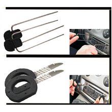 9 stücke Automobil Radio Panel Tür Clip Trim Dash Removal Installer hebeln Repair Tool Set Auto-Panel auto DVR Entfernung Tools auto kit