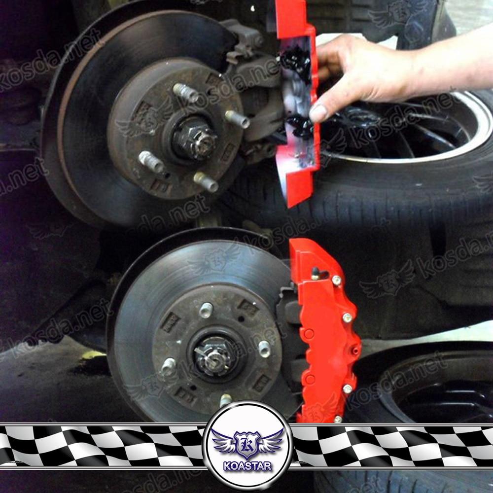 190mm 240mm 280mm Aluminum Brake Caliper Cover Brake Cover