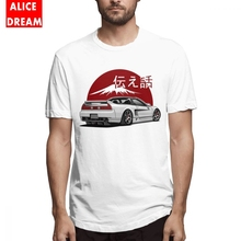 JDM Acura T shirt Car  Tee Shirt MenMan Retro Camiseta Round Collar S-6XL 100% Cotton t Popular New Arrival
