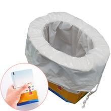 Дети портативный складывающийся горшок сиденье для девочки или мальчика-ребенок Путешествия Туалет Обучение