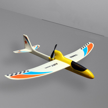 Model Funny Glider Electric Streamline DIY Toy Capacitor Children RC Airplane Gift Educational Foam Hand Throwing