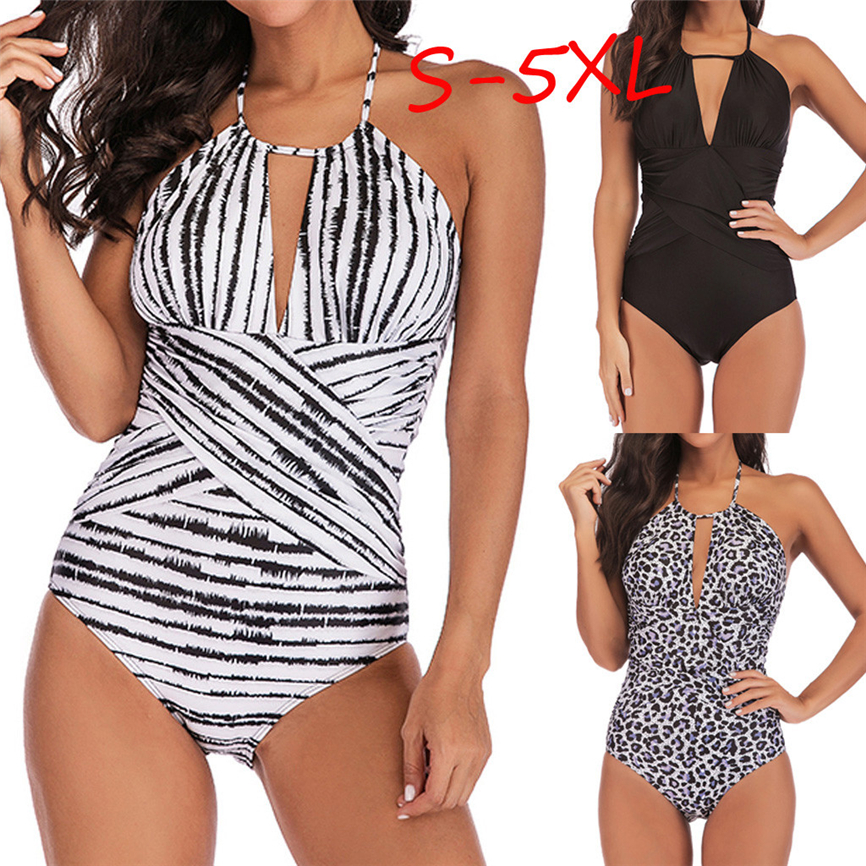 Besorgt 2019 Neueste Frauen & Mädchen Plus Größe Kostüm Padded Badeanzug Monokini Push-up Bikini Sets Bademode Schwangere Frau S-lx 40 **